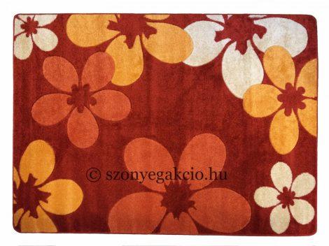 Terra virágos szőnyeg  60x220 cm