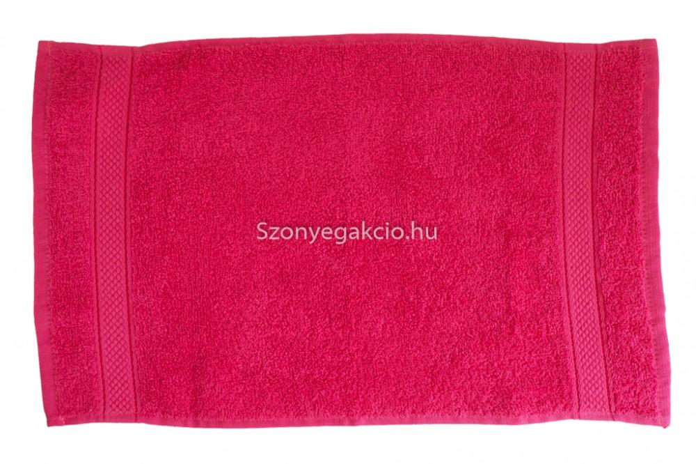 Törölköző 30x50 bordűrös pink - Szőnyeg Webáruház e5fe94faa8