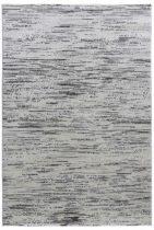 Trend 7406 szürke vonalkás szőnyeg 160x230 cm