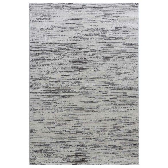 Trend 7406 szürke vonalkás szőnyeg 120x170 cm