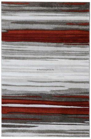 Trend 7422 terra csikos szőnyeg  80x150 cm