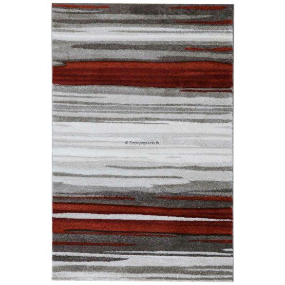 Trend 7422 terra csikos szőnyeg 120x170 cm