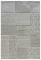 Trend 7425 krém csipke mintás szőnyeg  80x150 cm