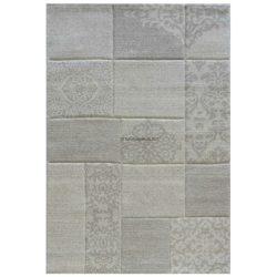 Trend 7425 krém csipke mintás szőnyeg 160x230 cm