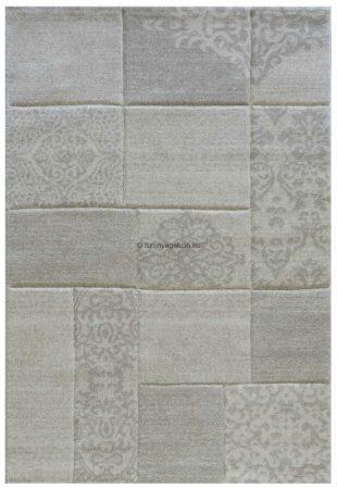 Trend 7425 krém csipke mintás szőnyeg 200x290 cm