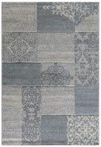 Trend 7425 szürke csipke mintás szőnyeg 160x230 cm