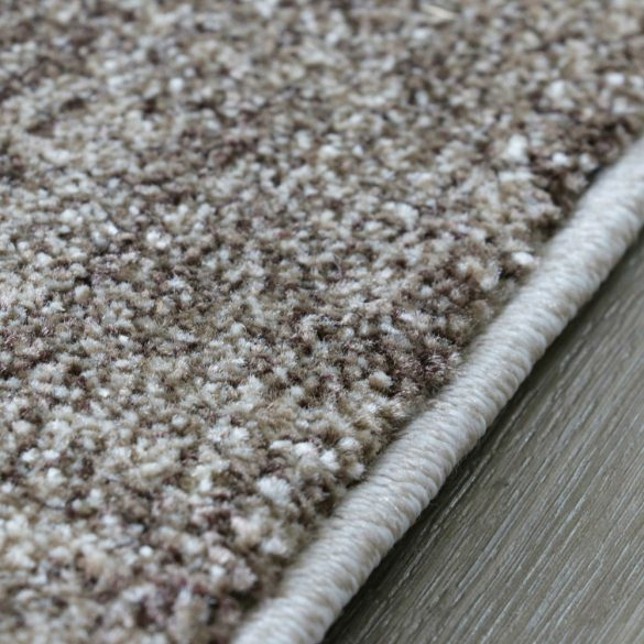 Trend 7430 bézs-barna keretes szőnyeg 200x290 cm
