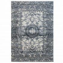 Tuana 7611 szürke classic foltos szőnyeg  80x150 cm