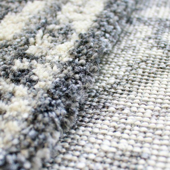 Tuana 7611 szürke classic foltos szőnyeg 200x290 cm