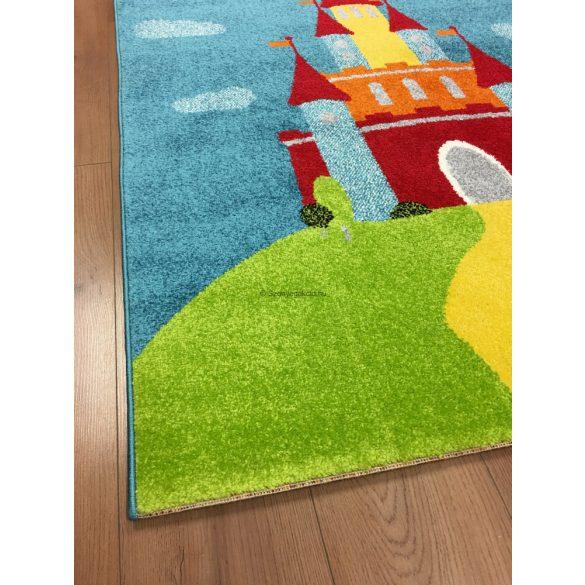 Trendy Kids Kastélyos D233A szőnyeg 200x280 cm