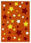 Trendy Kids Narancs csillagos D234A szőnyeg 160x230 cm