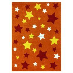 Trendy Kids Narancs csillagos D234A szőnyeg 200x280 cm