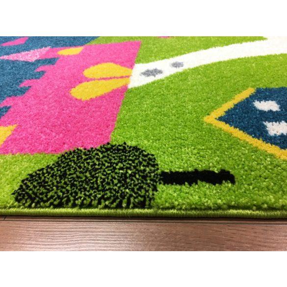 Trendy kids Meseváros D235A szőnyeg 200x280 cm