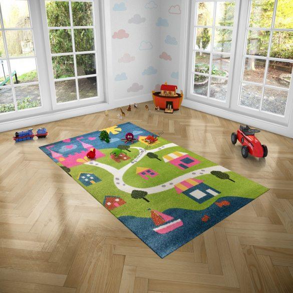 Trendy Kids Meseváros D235A szőnyeg 120x170 cm