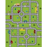 Trendy Kids Közlekedés D238A szőnyeg 280x360 cm
