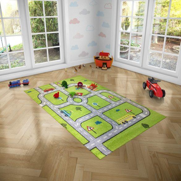 Trendy Kids Közlekedés D238A szőnyeg 160x230 cm