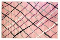 Summer Color Vonalas rózsaszín gyerekszőnyeg 150x230