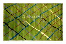Vonalas Zöld gyerekszőnyeg 150x230 cm