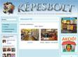 kepesboltkft.hu Névjegykártya készítés és egyéb gyorsnyomdai szolgáltatások